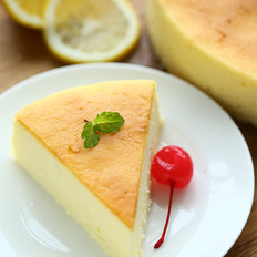 轻乳酪芝士蛋糕