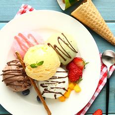 美味冰淇淋