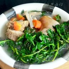 马兰头猪骨汤