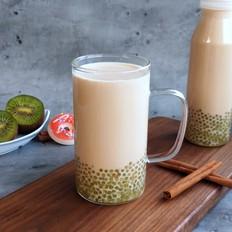 绿珍珠奶茶