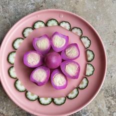 海蜇怎么拌好吃玫瑰色鹌鹑蛋的做法