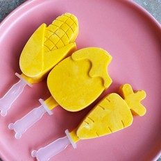 芒果奶油雪糕的做法