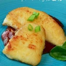 果味煎鲷鱼片
