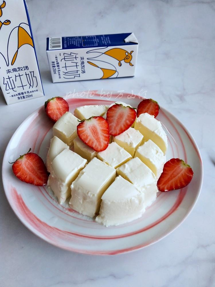 豆腐块酸奶的做法