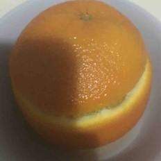 止咳橙子的做法大全