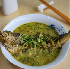 雪菜大黄鱼