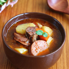 上海罗宋汤