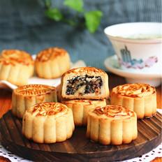 广式百果月饼
