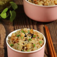 恒大兴安贡米1号(葱油干贝萝卜饭)