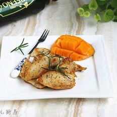 黑胡椒鸡胸肉