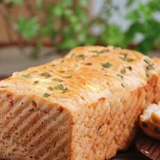 蒜香手撕面包