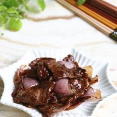 黑椒洋葱牛肉