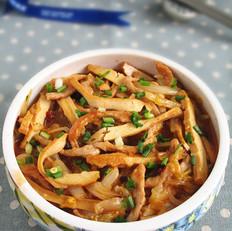 豆豉白菜肉丝