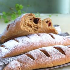 红糖长棍面包