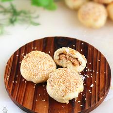 萝卜丝芝麻酥饼