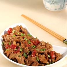 泡椒牛肉片