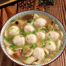 虾丸烩菌菇
