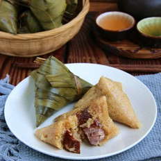 鲜肉粽子的做法