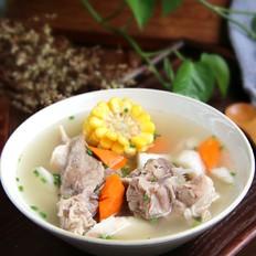 山药胡萝卜玉米骨头汤