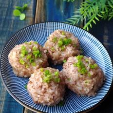 红粳米鱼柳丸子