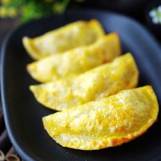 香甜黄金饺