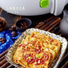 叉烧酱香豆腐
