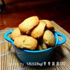 另类桃酥:简易小饼干