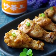 酱焖鸡翅根
