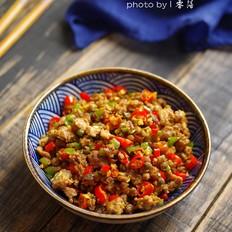霸王超市 | 小米辣炒肉