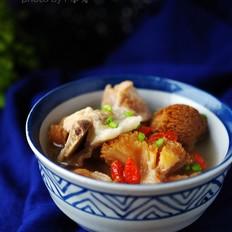 霸王超市 | 猴头菇排骨汤