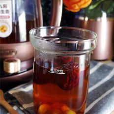 桂圆红枣姜茶