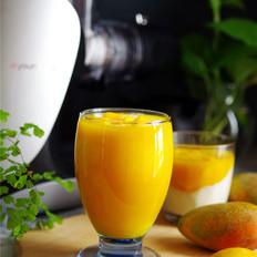 芒果酸奶汁