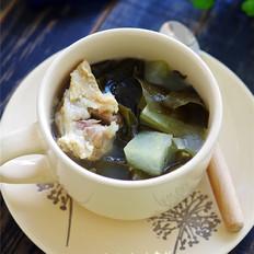 冬瓜海带猪骨汤