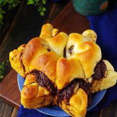 巧克力能量面包