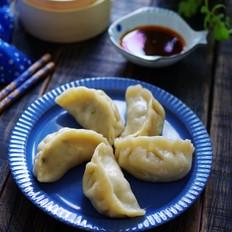 韭菜香菇饺子