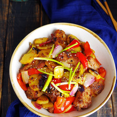 年夜饭硬菜之干锅排骨