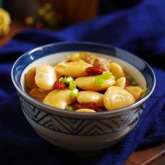 白芸豆鸡汤