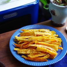 红薯干的做法
