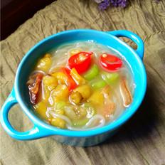 泡椒粉丝汤