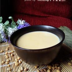 黃豆花生豆漿