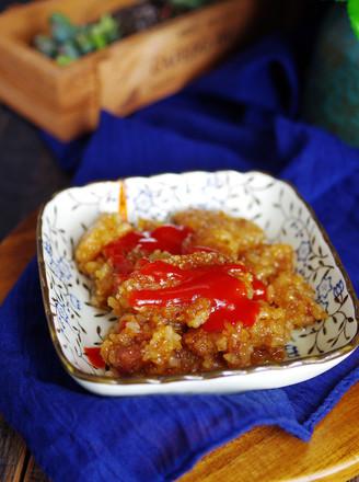 香煎粽子的做法