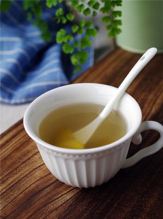 老姜蜂蜜水的做法