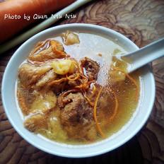 养胃排骨汤