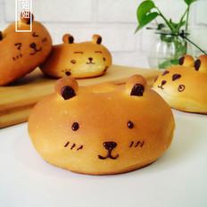 做一款萌萌哒面包的做法