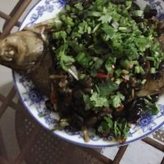 黑豆武昌鱼