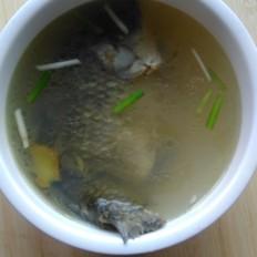 清蒸鲫鱼汤