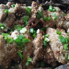 粉蒸荷叶肉
