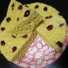玉米粉发糕