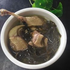鸭子海带汤