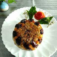 红薯糯米饭
